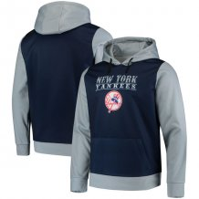 New York Yankees - Cooperstown Collection Pullover MLB Bluza
