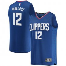 Los Angeles Clippers - Tyrone Wallace Fast Break NBA Dres