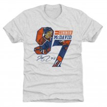 Edmonton Oilers Youth - Connor McDavid Offset NHL T-Shirt