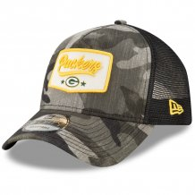 Green Bay Packers - A-Frame Patch 9Forty NFL Hat
