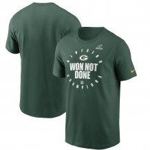 Green Bay Packers - 2020 NFC North Division Champions NFL T-Shirt