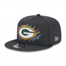 Green Bay Packers - 2021 Crucial Catch 9Fifty NFL Czapka