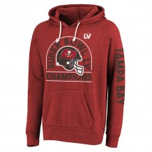 Tampa Bay Buccaneers - Super Bowl LV Champs Lateral NFL Hoodie