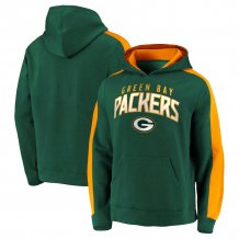 Green Bay Packers - Game Time NFL Mikina s kapucňou
