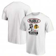 Chicago Blackhawks - 2020 Stanley Cup Playoffs Bubble NHL T-Shirt