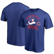 Chicago Cubs - Star Wars Never Tell The Odds MLB T-shirt