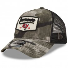 Tampa Bay Buccaneers - A-Frame Patch 9Forty NFL Hat