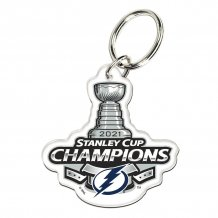 Tampa Bay Lightning - 2021 Stanley Cup Champs Acrylic NHL Anhänger