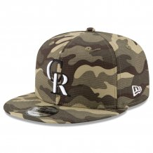 Colorado Rockies - 2021 Armed Forces Day 9Fifty MLB Hat