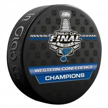 St. Louis Blues - 2019 Western Conference Champs NHL Puck