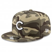 Chicago Cubs - 2021 Armed Forces Day 9Fifty MLB Hat