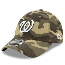 Washington Nationals - 2021 Armed Forces Day 9Forty MLB Hat