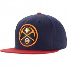 Denver Nuggets - Two-Tone Wool NBA Hat