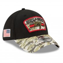 Tampa Bay Buccaneers - 2021 Salute To Service 39Thirty NFL Hat