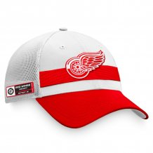 Detroit Red Wings - 2021 Draft Authentic Trucker NHL Šiltovka