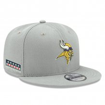 Minnesota Vikings - Crafted USA 9FIFTY NFL Hat
