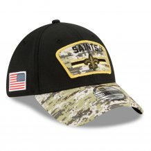 New Orleans Saints - 2021 Salute To Service 39Thirty NFL Cap