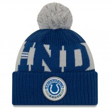 Indianapolis Colts - 2020 Sideline Home NFL Knit hat