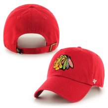 Chicago Blackhawks - Clean Up Red NHL Hat
