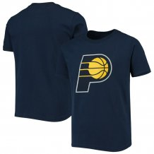 Indiana Pacers Youth - Primary Logo NBA T-Shirt