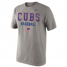 Chicago Cubs - Nike Home Practice MLB T-shirt