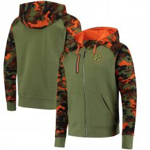 Pittsburgh Steelers - Recon Camo Full-Zip NFL Mikina s kapucí