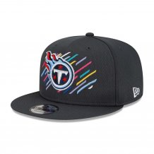 Tennessee Titans - 2021 Crucial Catch 9Fifty NFL Hat