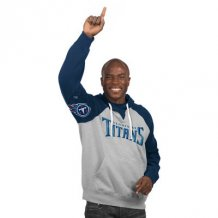 Tennessee Titans - Hands High NFL Hoodie