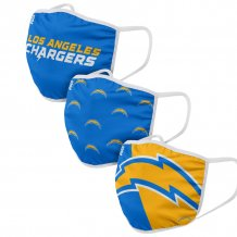 Los Angeles Chargers - Sport Team 3-pack NFL rúško