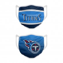 Tennessee Titans - Colorblock 2-pack NFL face mask
