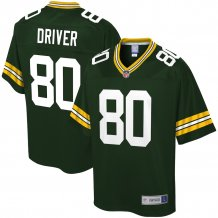 Green Bay Packers - Donald Driver NFL Jersey