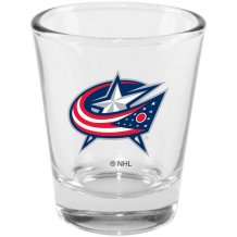 Columbus Blue Jackets - Collector NHL Glass
