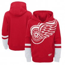Detroit Red Wings Youth - Reverse Retro NHLL Hoodie