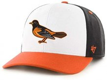 Baltimore Orioles - Cold Zone Cooperstown MLB Hat