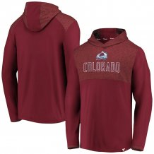 Colorado Avalanche - Marbled Clutch NHL Hoodie