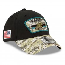 Philadelphia Eagles - 2021 Salute To Service 39Thirty NFL Hat
