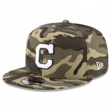 Cleveland Indians - 2021 Armed Forces Day 9Fifty MLB Hat