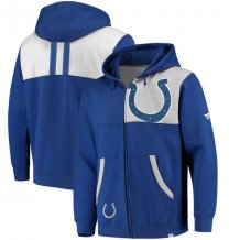 Indianapolis Colts - Iconic Bold Full-Zip NFL Hoodie
