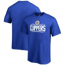 LA Clippers Youth - Primary Logo NBA T-Shirt
