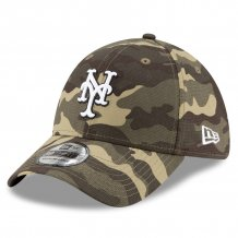 New York Mets - 2021 Armed Forces Day 39Thirty MLB Hat