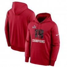 Tampa Bay Buccaneers - Super Bowl LV Champs Local NFL Hoodie