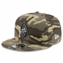 Seattle Mariners - 2021 Armed Forces Day 9Fifty MLB Czapka