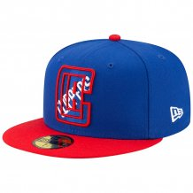 LA Clippers - 2021 Draft 59FIFTY NHL Hat