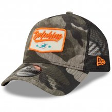 Miami Dolphins - A-Frame Patch 9Forty NFL Hat