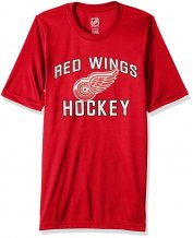 Detroit Red Wings Youth - Quick Net NHL T-shirt