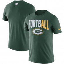 Green Bay Packers - Sideline All Football NFL T-Shirt