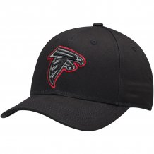 Atlanta Falcons Youth - Black & White Structured NFL Hat