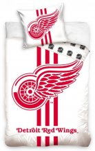 Detroit Red Wings - White Team NHL Bedsheets