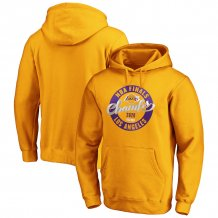Los Angeles Lakers - 2020 Finals Champions Zone Laces NBA Hoodie