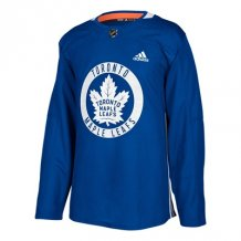 Toronto Maple Leafs - Authentic Pro Practice NHL Jersey/Customized
